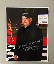 S93594 Dave Hester (Rare Inscription) Signed 11x14 Photo AUTO PSA/DNA COA