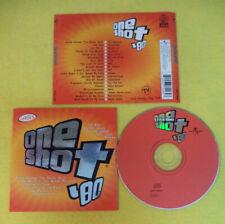 CD Compilation ONE SHOT '80 1998 Buggles Heaven 17 Alphaville Nena no mc (C49)