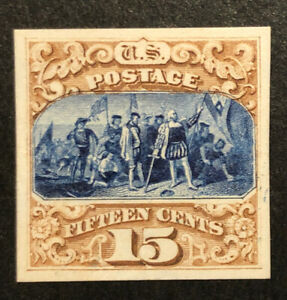 TDStamps: US Stamps Scott#129P4? Unused H NG Proof