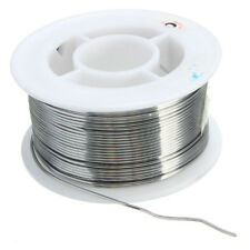 100g 0.8mm 60/40 Tin lead Solder Wire Rosin Core Soldering 2% Flux Reel Tube LW