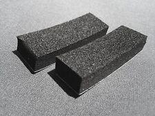 Recogida bajo/guitarra/Esponjas de espuma de ajuste de altura x 2-H 8mm X 15mm W X L 45mm