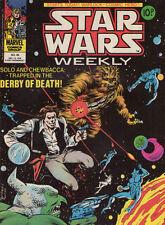 STAR WARS WEEKLY #45 - 1978 - Marvel Comics Group UK