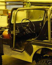 Front Roll Bar Kit Jeep CJ5 CJ7 MB AMC Willy Roll Cage