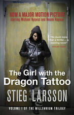 The Girl with the Dragon Tattoo by Stieg Larsson (Paperback, 2010)