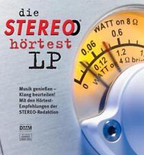 Die Stereo Hörtest LP (180g,DMM,Virgin Vinyl) von Various Artists (2013)