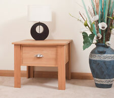 OAK 1 DRAWER COFFEE TABLE | HANDMADE TO ORDER