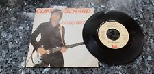 Cliff Richard - The Only Way Out  - 7'' Single