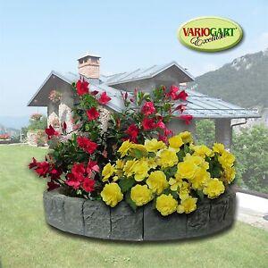 Baumring / Rasenkante / Beeteinfassung / Gartenbegrenzung Ø 80 cm exklusiv