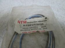 HTM R-FS4FZ/0.5/PG9 CONNECTING CABLE * NEW IN A BAG *