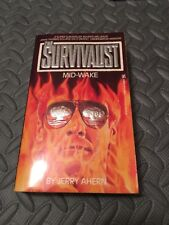 The SURVIVALIST Series MID-WAKE Jerry Ahern POST APOCALYPTIC