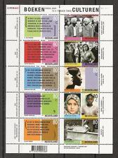 NEDERLAND 2001 / NVPH v1957-1966 / POSTFRIS MNH / CULTUREN