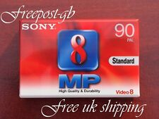A SUPER SONY P5-90MP 8mm & Hi8  METAL PARTICLE VIDEO CAMCORDER TAPE / CASSETTE