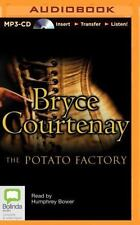 The Potato Factory by Bryce Courtenay (2014, MP3 CD, Unabridged)