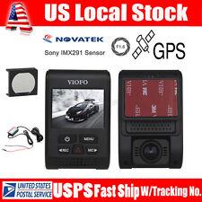 VIOFO A119S V2 Capacitor Novatek 96660 1080p GPS Car Dash Camera +CPL+Hard Wire