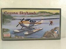Minicraft Cessna Skyhawk Floatplane 1/48 Scale Airplane Model Kit # 11634