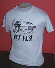 Got Res Guitar T-Shirt S-Xl