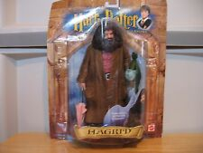 2001 HARRY POTTER SORCERER'S STONE HAGRID RARE VINTAGE MATTEL