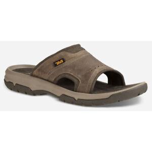 Teva 1015150 - Men's Langdon Slide - Walnut