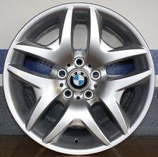 1 CERCHIO IN LEGA 8 J X 18 BMW X3 E84 ORIGINALE RIVERNICIATO 3415614