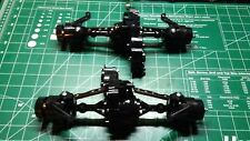 Sale! New complete pair of clodbuster and bullhead axles rc monster truck tamiya