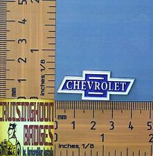 Chevrolet Corvette Camaro Impala  Chevelle  Quality Metal Lapel Pin / Badge