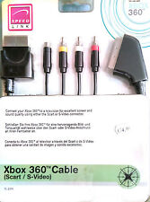 SPEED-LINK Xbox 360 Scart / S-Video Cable
