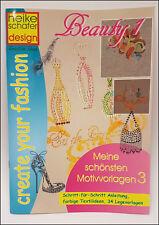 Motivvorlagen Legevorlagen 15 Stück Motivvorlagenbuch A4 Heike Schäfer Beauty
