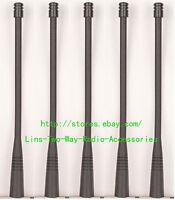 5x UHF Antenna for Vertex Standard VX300 VX350 VX351 VX354 Portable Radio