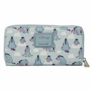 Loungefly Disney Winnie the Pooh Eeyore Zip Around Wallet