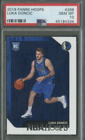 *ERROR* PSA 10 RC Luka Doncic 2018-19 Hoops NO WHITE BORDER #268 Rookie eBay 1/1