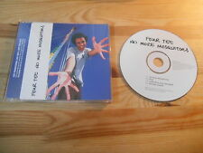 CD Indie Fourtet - No More Mosquitoes (4 Song) Promo DOMINO REC sc