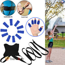 Volleyball Training Aid Solo Practice Serving Tosses Arm Swings Belt Adjustable