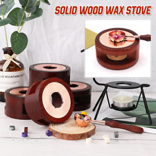 Stamp Melting Stove Wood Wax Seal Warmer Melting Furnace Greeting Card Tool