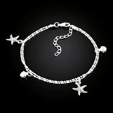 Starfish Ankle Chain Sexy Women  Anklet Bracelet Foot Jewelry Sandal Beach Chain