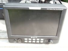 """Swit S-1070BF Professional 7"""" Portable Video Monitor Kit"""