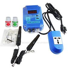 2in1 controlador digital de pH ORP Probador Medidor Acuario Estanque 1 Socket 220V o 110V