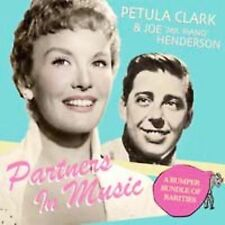 Partners in Music: A Bumper Bundle of Rarities [Remaster] by Petula Clark (CD, Mar-2007, Sepia Records)