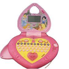 Disney Princess Cinderella Vtech Magic Wand Educational Laptop Music Learning