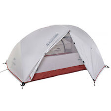 NatureHike Star River UL2 person, 3 season Ultralight Tent c/w custom footprint