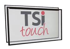 TSI Touch Infrared Touch Overlay for Samsung S46MEC w/ Glass S46MEC-TE06iR-OLTG