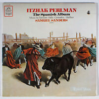 Itzhak Perlman - The Spanish Album (1980) [SEALED] Vinyl LP • Samuel Sanders