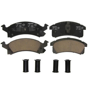 Disc Brake Pad Set-SST Front Federated D506C
