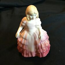 Vintage Royal Doulton Lady Figurine HN 1368 Rose Mint Beautiful