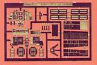 Airwaves 1/48 f-4j Phantom Cockpit Set Para Hasegawa Kit #aec48013