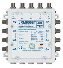Jultec JRM0508T Multischalter 5/8 - kein Netzteil - Stromkosten sparen