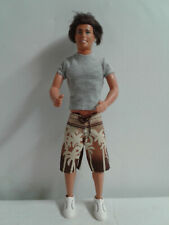 1968/1997 Mattel Inc. Ken Doll Brunette Rooted Hair