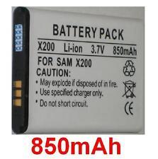 Batería Para Samsung GT-C5212 GT-E1080 GT-E1100 AB043446BC Li-ion 800mAh