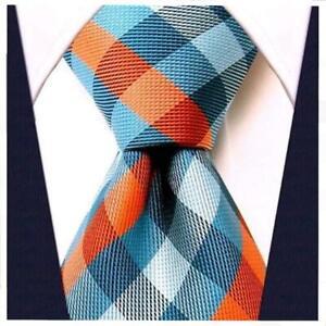 "Extra Long Neckties for Men - 63"" XL Jacquard Woven Tie - Big & Tall Ties"