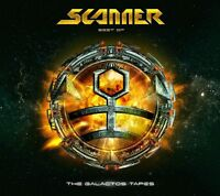 SCANNER - The Galactos Tapes - 2CD-Digipak - 205992