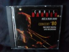 Chris Barber-concert'80